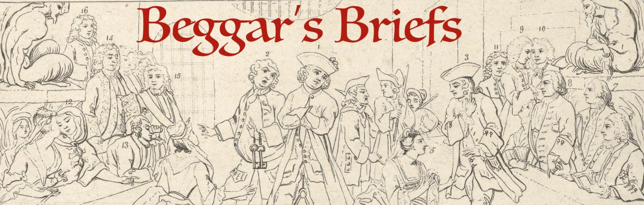 Beggar's Briefs