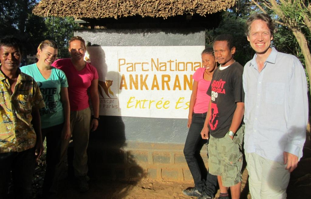Madagascar field team 2013
