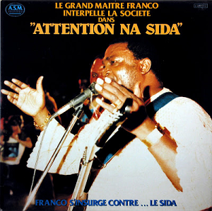 image of attention na sida album