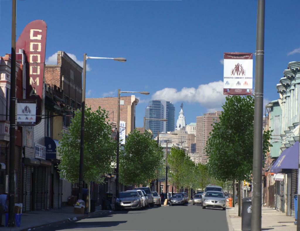 Point Breeze Avenue