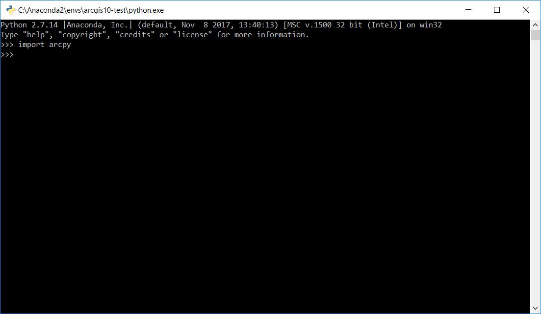Setting up a Python Development Environment with Anaconda
