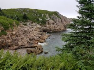 Hiking in Nova Scotia