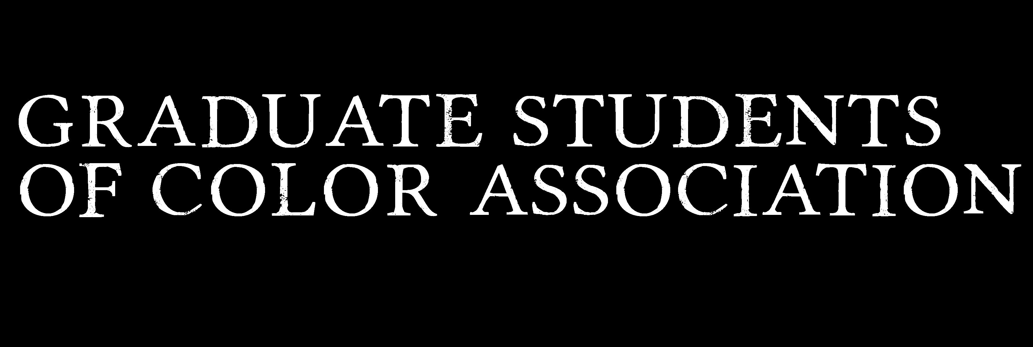 Graduate Students of Color Association (GSCA)