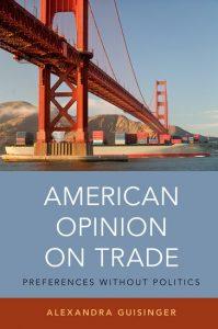 American Opinion on Trade