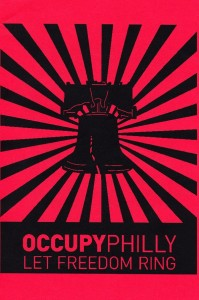 Occupy Philly Support Sheet