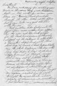 Jesse Lare letter, September 27, 1944