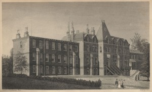 Jewish Hospital and Home, 1879