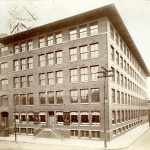 T&O Cigar Factory Building, 1900