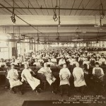 T&O Cigar Making Floor, 1900