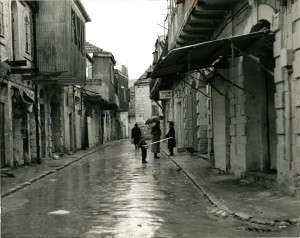 Old City Jerusalem. c. 1973