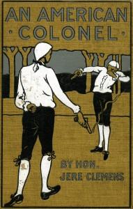 Burr novel