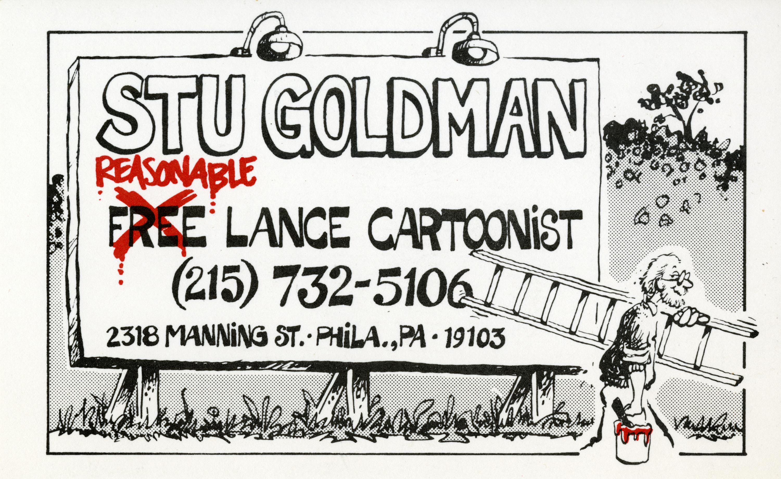From the Philadelphia Jewish Archives: Editorial Cartoons of Stu ...
