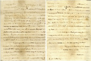 Madison letter