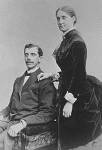 Russell and Sarah Conwell