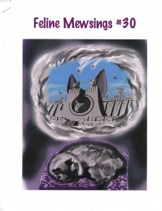 Feline Mewsings cover
