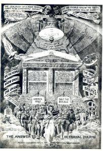 The Answer to the Betrayal circular, May 1941