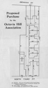 Octavia Hill Association Property Outline