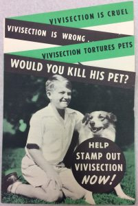 "Would You Kill His Pet?"" pamphlet, circa 1950"