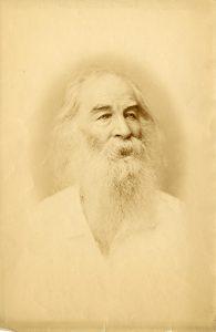 Walt Whitman ,1888