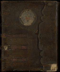 Banking Ledger, 1593-1595