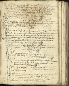 Marcoux Family Estate Account book, 1488-approximately 1700-1799?