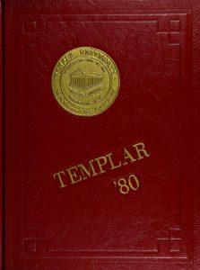 1980 Templar cover
