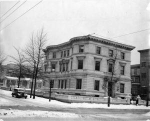 Burk Mansion 1945