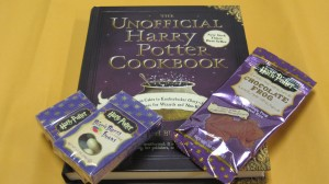 Harry Potter cookbook, Bertie Botts Beans and chocolate frog candy