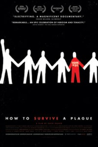 poster for How To Survive a Plague