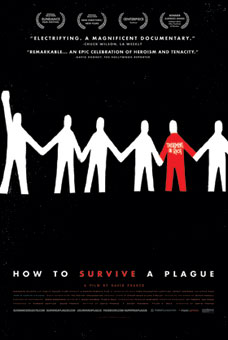 How to Survive a Plague Film Poster