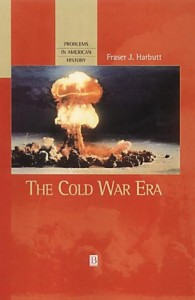 Harbutt Cold War Cover