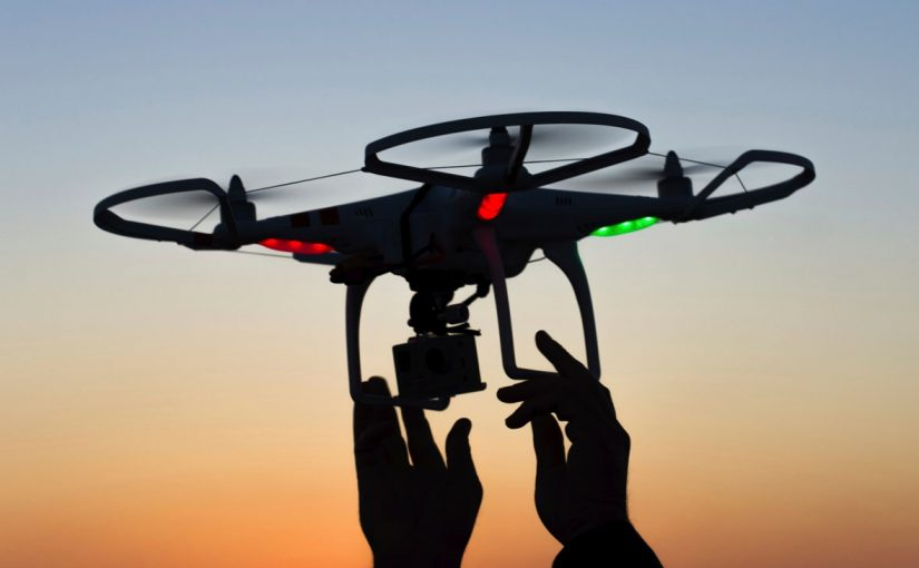 Texas Lawsuit Drones On