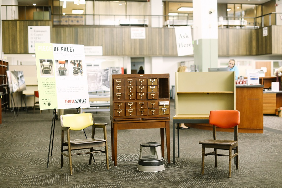 a237e54c9 Library furniture on sale, photo by Brae Howard