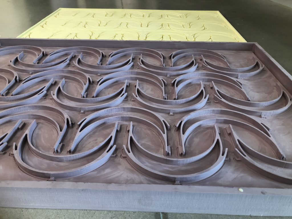 Photo of molds