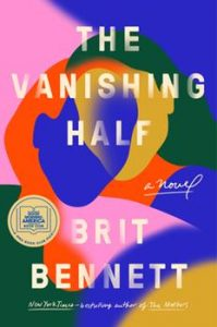 Book cover for The Vanishing Half