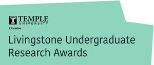 logo for Livingstone Undergraduate Research Awards