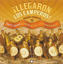 Llegaron Los Camperos album cover