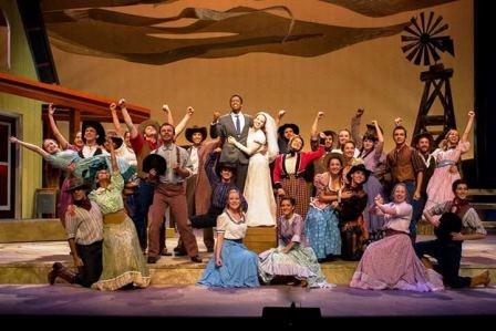 Temple University Theater's finale of Oklahoma