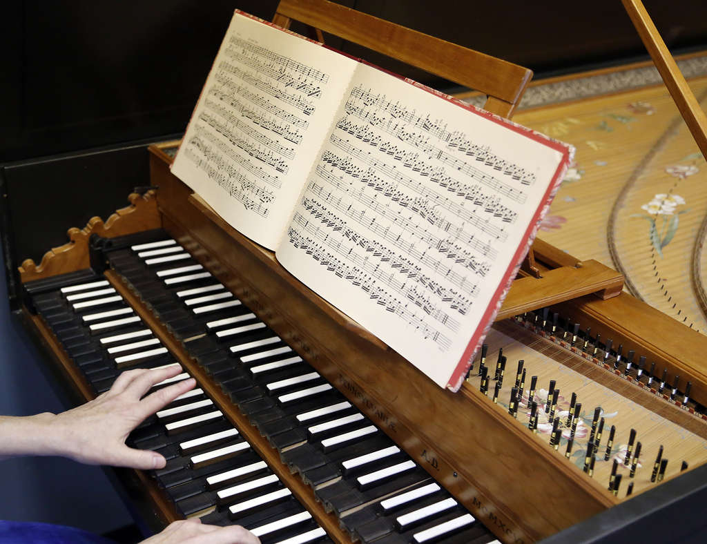 Spin the Baroque! Contemporary Music for Harpsichord ...
