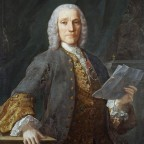 Portrait of Domenico Scarlatti