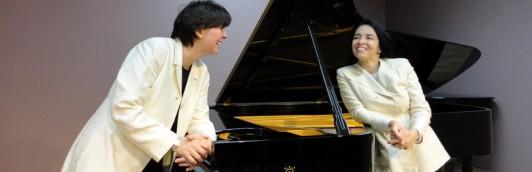 photo of Erdely-Sayo and Peña.