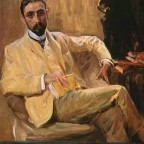 Painting of Jimenez.