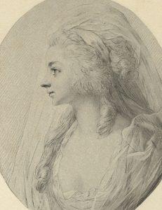 Sara Levy portrait