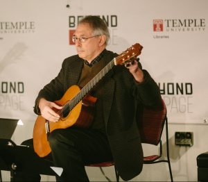Allen Krantz, guitar