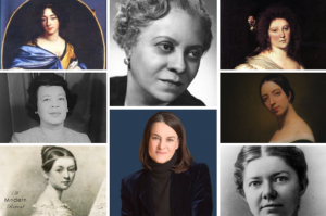 pictures of women composers