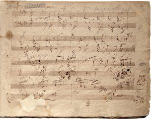 picture of manuscript