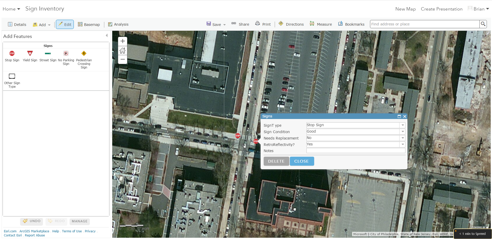 Creating and Storing Your Data in the Cloud with ArcGIS