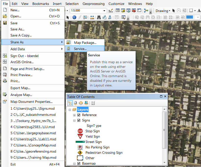 Collector for ArcGIS | Temple PSM in GIS