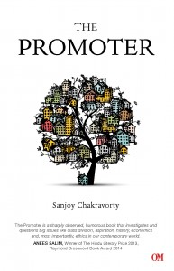 The Promoter front cover