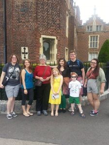Hampton Court group